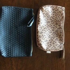 Lot of Ipsy cosmetic Bags